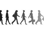 women who leave illustration 2