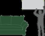 HLS Lounge Vector
