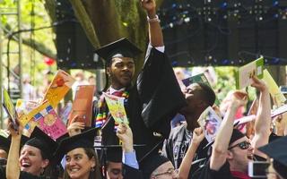 Graduate School of Education Class of 2016