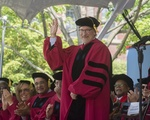 Steven Spielberg Receives an Honorary Doctor of Arts Degree